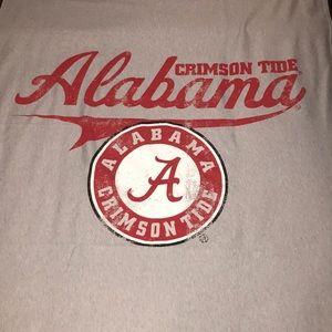 used Alabama jersey blanket
